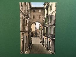 Cartolina Casale Monferrato - Via Giovanni Lanza - 1965 - Alessandria