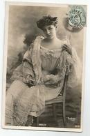 Spectacle Artiste CPA Fantaisie Femme Rolly Photo Reutlinger N°1285 - Artistes