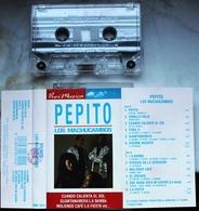 MC MUSICASSETTA PEPITO LOS MACHUCAMBOS BM VMK 1014 - Audio Tapes