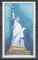Sénégal - YT 684 ** - 1986 - Statue De La Liberté - Sénégal (1960-...)