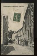 Corbieres Grand Rue Et La Poste - Francia