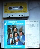 "MC MUSICASSETTA DONATO D'IMPERIO AMORE VERO STUDIO ""F"" CM 092 - Audio Tapes"