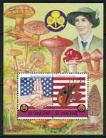 Feuille Neuf** Saint Vincent Champignon, 75 ème Anniversaire Des Guides - Pilze