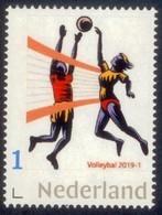 Nederland  2019  Volleyball    Sport      Postfris/mnh/neuf - Period 1980-... (Beatrix)