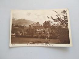 CARTOLINA AOSTA - CASTELLO BARONE JOCTEAU - Aosta