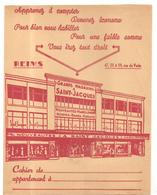 Protège Grands Magasins à Saint-Jacques 47, 55 à 59 Rue De Vesle à Reims - Protège-cahiers