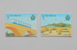 San Marino 2018 Cept PF - 2018