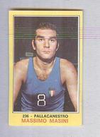 MASSIMO MASINI.....PALLACANESTRO....VOLLEY BALL...BASKET - Trading Cards