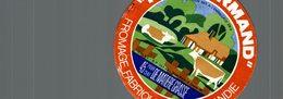 ETIQUETTE DE  CAMEMBERT PRE NORMAND - Cheese