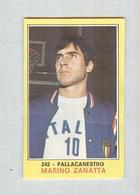 MARINO ZANATTA....PALLACANESTRO....VOLLEY BALL...BASKET - Trading Cards