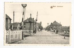 Burst Statiestraat Oude Postkaart Erpe-Mere - Erpe-Mere