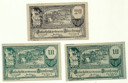 1920 - Austria - Atzenbrugg Notgeld N84 - Austria