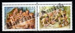 Bulgaria / Bulgarie 2007 Yvert 4133-34, Europa Cept. Scouts Centenary - MNH - Albanie