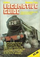 CADE'S LOCOMOTIVE GUIDE - VOLUME2 - MODELS IN 00 AND N GAUGE - FURTHER SELECTION OF LOCOMOTIVES FOR THE RAILWAY MODELLER - Livres Et Magazines
