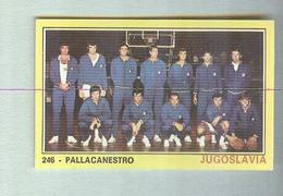 JUGOSLAVIA..TEAM....PALLACANESTRO....VOLLEY BALL...BASKET - Trading Cards