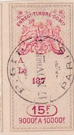 T.F.Effets De Commerce N°230 - Fiscaux