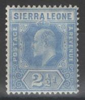 Sierra Leone - YT 79 * - Sierra Leone (...-1960)