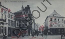 Postkaart - Carte Postale TIENEN/Tirlemont Rue Du Poivre - Peperstraat (K14) - Tienen