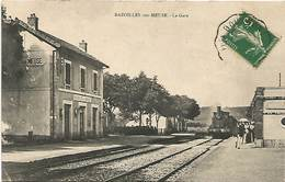 La Gare - Bazoilles Sur Meuse - Other Municipalities