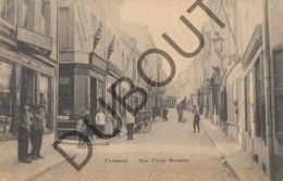 Postkaart - Carte Postale TIENEN/Tirlemont Rue Victor Bauduin (K16) - Tienen