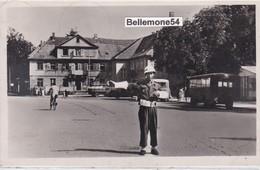 Cp Photo - Allemagne -   Kehl - Place De La Mairie (petit Pli Angle Bas Droit -voir Scan Recto-verso) - Kehl
