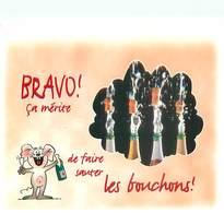 Humour Souris Bouchons   B 560 - Illustrateurs & Photographes