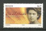Mexique. Ecrivain Eulalia Guzman. 1 T-p Neuf ** #  2103 - Mexique