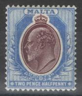 Malte - Malta - YT 29 * - Wmk Multiple Crown CA - Malte