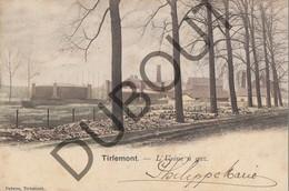 Postkaart - Carte Postale TIENEN/Tirlemont L'Usine à Gaz - Gasfabriek (K17) - Tienen