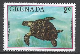 Grenada 1976. Scott #694 (MNH) Hawksbill Turtle * - Grenade (1974-...)