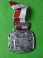 SVIZZERA  2° Escursione Internazionale Tiers 1975 - Medaglie
