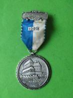 SVIZZERA  Marcia PopolareZurigo 1959 - Medaillen & Ehrenzeichen