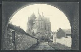 +++ CPA - SAINT HUBERT - Vue De La Porte De L'ancienne Abbaye  // - Saint-Hubert