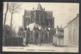 +++ CPA - SAINT HUBERT - Postérieur De L'Eglise - DVD 8537   // - Saint-Hubert