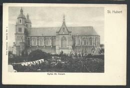 +++ CPA - SAINT HUBERT - Eglise - Nels Série 74 N° 1  // - Saint-Hubert