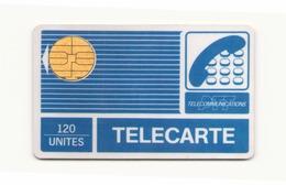 TELECARTE PYJAMA 120 UNITES N° 190 BLEU - France