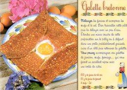 Galette Bretonne - Recipes (cooking)