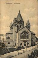 DUSSELDORF  Kreuz - Kirche - Duesseldorf
