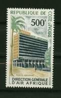 Rep. Côte D'Ivoire ** PA N° 37 - Inaug. De La Direction D'Air-Afrique - Ivory Coast (1960-...)