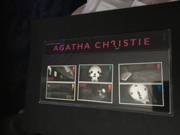 GB Agatha Christie 2016 Presentation Pack - Presentation Packs