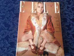 ELLE FRANCE Rivista Magazine 4 Novembre 1965 N.1037 Jane Fonda - Libri, Riviste, Fumetti