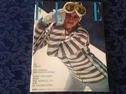 ELLE FRANCE Rivista Magazine 28 Ottobre 1965 N.1036 Paul Klee C.Deneuve Andress - Libri, Riviste, Fumetti