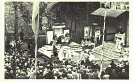 BEAURAING    Une Messe De Pèlerinage. - Beauraing