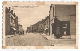 Avelgem De Doornijkstraat Naar Zuid Oude Postkaart - Avelgem