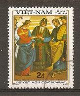 1983 - Raphaël (1483-1520) Le Mariage De Marie - N°423 - Viêt-Nam