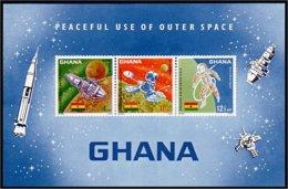 Ghana Espace Pacifique Peaceful Space MNH ** Neuf SC (A51-329a) - Ghana (1957-...)
