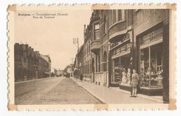 Avelgem De Doornijkstraat Noord Oude Postkaart Winkel Van Enis David Dameskleding Rookartikelen - Avelgem