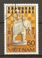 1983 - Jeux D'échecs - Eléphant (Inde) N°429 - Viêt-Nam