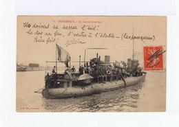 Dunkerque. Un Contre Torpilleur. (3196) - Matériel