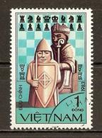 1983 - Jeux D'échecs - Chevalier Et évêque (Ecosse) N°430 - Viêt-Nam